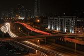 City in night — Stock Photo