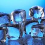 Ice cubes — Stock Photo #2871949