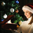 christmaspresent — Stockfoto