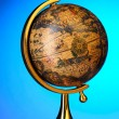 Old globe — Stock Photo