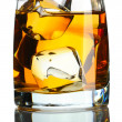 Scotch on the Rocks — Stock Photo