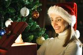 Christmas present — Stockfoto