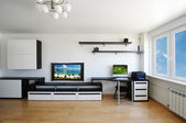Living room — Stock Photo