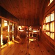 Wooden interior — Stock Photo #3503472