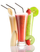 Smoothies — Stockfoto