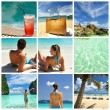 Resort collage — Stock Photo #3684758