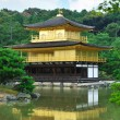 Golden pavilion — Stock Photo #3900154