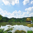 Golden pavilion — Stock Photo #3900165