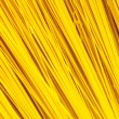 Stock Photo: Long spaghetti arranged