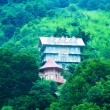 Mansion in middle of mountain — 图库照片 #2870796