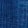 Royalty-Free Stock Photo: Texture of jeans as a background