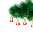 Christmas decoration on the tree — Stock Photo #2873790