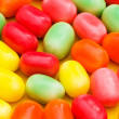 Various dry colourful sweets — Stock Photo #2873826