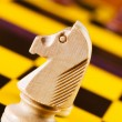 Chess concept with pieces — Stock Photo #2879051