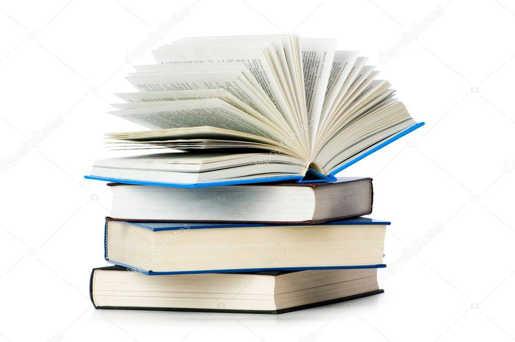 стопка книг фото - фото 11