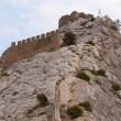 Genoese Sudak Castle — Stock Photo