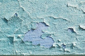 Weathered damaged old painted wall — Foto Stock