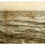 Old picture the Black Sea for design — Stock Photo #3311322