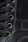 Black shoes — Stock Photo