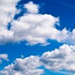 Stock Photo: Blue sky