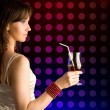 Disco girl — Stock Photo #3438773