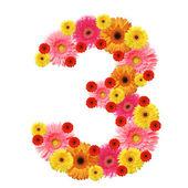 Arabic numeral — Stock Photo