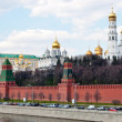 Stock Photo: Moscow Kremlin Wall