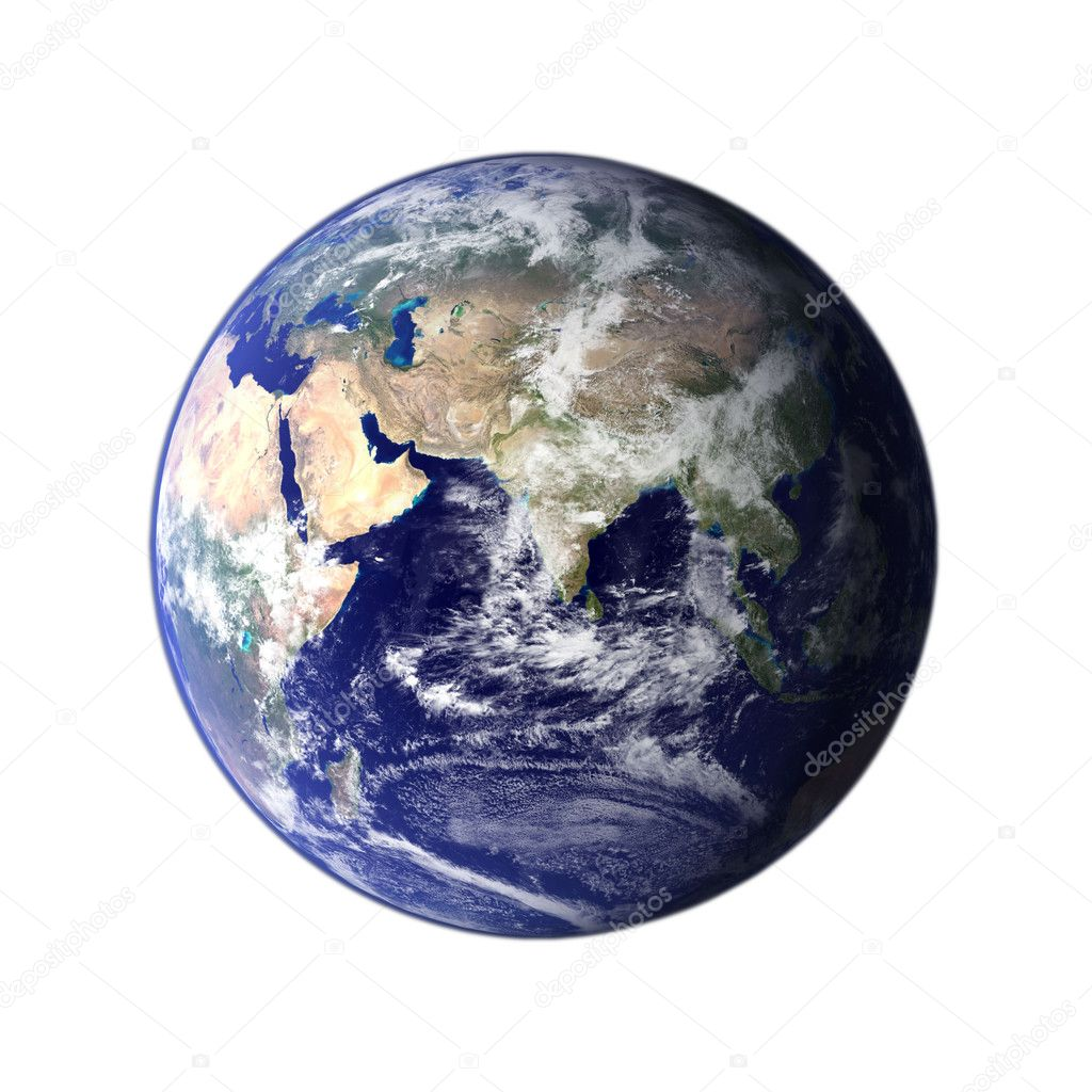 Earth — Stock Photo #3524613