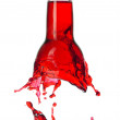 Color bottle isolated — Stock Photo #5115615