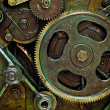 Gears from mechanism - 