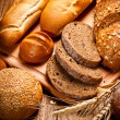 Assortment of baked bread — Stock Photo #5120958