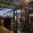 Stock Photo: Inside factory area