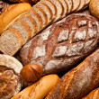 Assortment of baked bread — Stock Photo #5129399