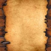 старый фон бумаги, роза винтаж — Стоковое фото