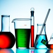 Laboratory glassware — Stock Photo #5133695
