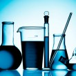 Laboratory glassware — Stock Photo #5134204