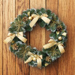 Christmas wreath — Stock Photo #5136515