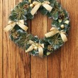 Christmas wreath — Stock Photo #5136520