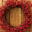 Christmas wreath — Stock Photo #5136704