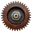 View of gear from old mechanism — Stock Photo #5138351
