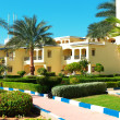 Hotel in Egypt — Foto de stock #5146058