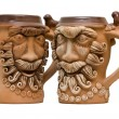 Viking mug — Stock Photo #2755258