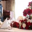 BANQUET TABLE — Stock Photo #2901962