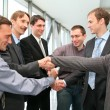 Royalty-Free Stock Photo: Business handshake