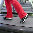 Step in healthclub — Foto Stock