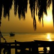 Stock Photo: Like caribian sunrise 2