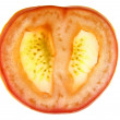 Slice tomato - Stock Photo