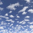 Small clouds - Stock Photo