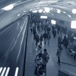 Foto de Stock  : Subway crowd