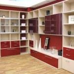 Bookcase — Stock Photo